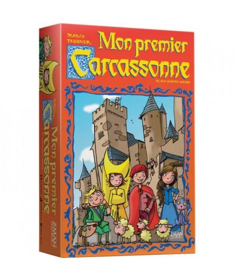 ASMODEE - Mon premier Carcassonne - Jeu de société enfant