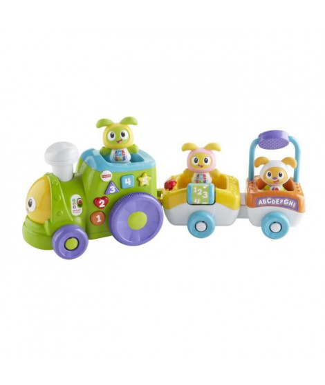 FISHER-PRICE - Le Train de Bebo et ses Amis