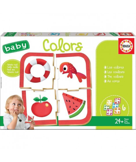 EDUCA  baby colors