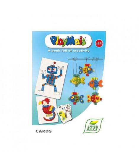 PLAYMAIS Book card n°4