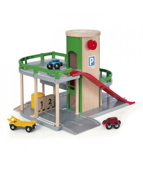 BRIO World  - 33204 - Garage Rail / Route