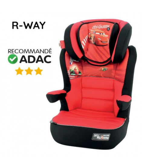CARS Réhausseur Luxe R-Way SP Groupe 2/3