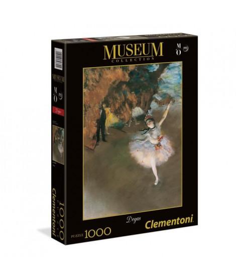 PUZZLE Collection Museum 1000 pieces - Degas L'etoile