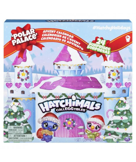 HATCHIMALS Calendrier de l'Avent