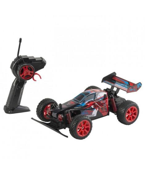 RACE TIN Voiture télécommandée Wolf Buggy - 1:18 - 2.4 GHz - Pack chargeur - 15 km/h