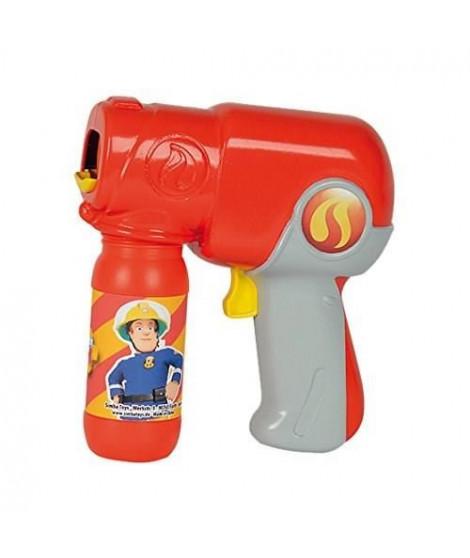 SAM LE POMPIER Smoby Pistolet a Bulles