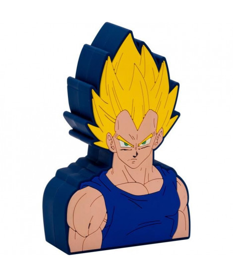 DRAGON BALL Z Enceinte sans fil Vegeta - 3 W - Bleu