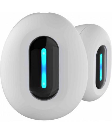 DIVACORE NoMad, Ecouteurs 100% sans fil, Blanc