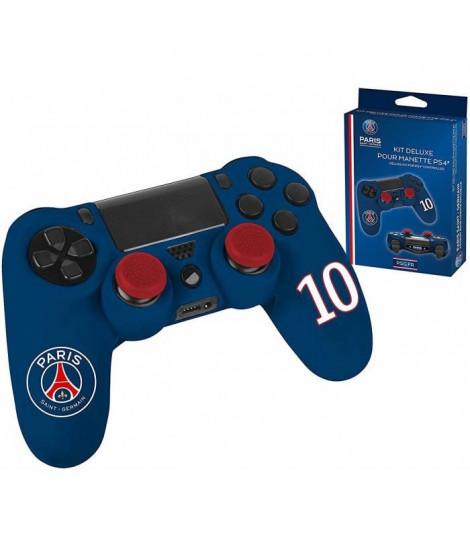 Kit pour manette PS4 Subsonic bleu PSG n°10