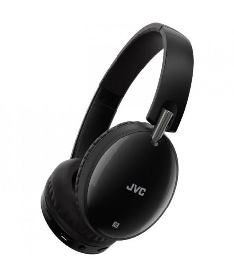 JVC HA-S70BT-B-E Casque Bluetooth avec 24 heures d'autonomie