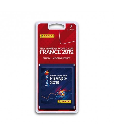 FIFA WOMEN'S WORLD CUP 2019 Blister 7 pochettes