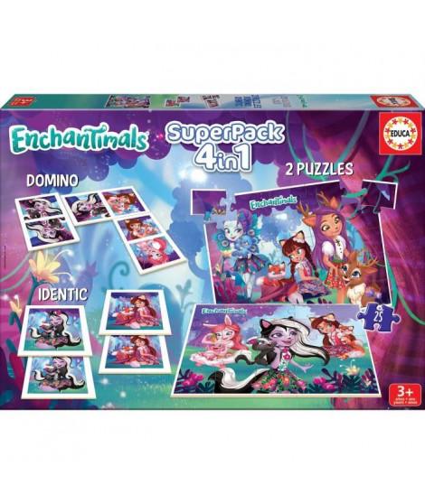 EDUCA superpack enchantimals
