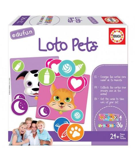EDUCA  loto pets