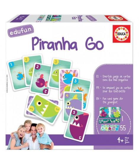 EDUCA  piranha go