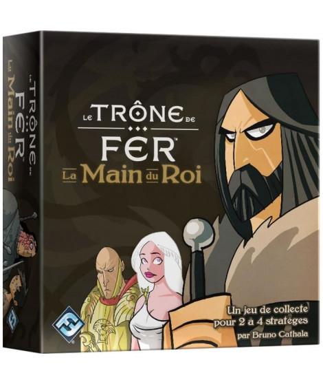 ASMODEE - GAME OF THRONES Le Trône de Fer : La Main du Roi