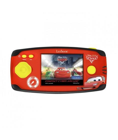 LEXIBOOK -CARS - Console de Jeu Enfant avec 150 Jeux, Garçon, a partir de 5 ans.