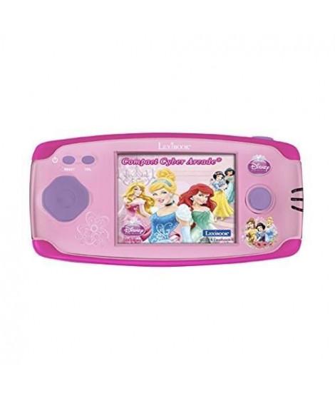 LEXIBOOK -DISNEY PRINCESSES - Console de Jeu Enfant avec 150 Jeux, Fille, a partir de 5 ans.