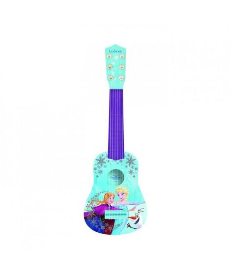 LEXIBOOK - LA REINE DES NEIGES - Guitare Acoustique Enfant - Hauteur 53 cm