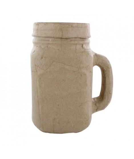 LA FOURMI Pot avec couvercle 10x7,3x13,3cm