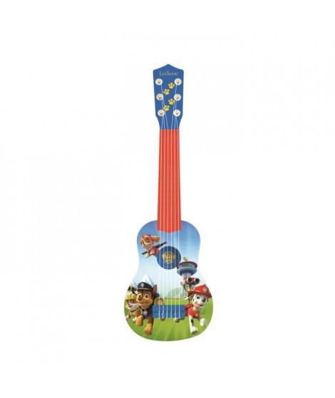 LEXIBOOK - PAT PATROUILLE - Guitare Acoustique Enfant - Hauteur 53 cm