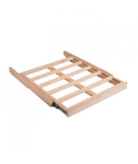 LA SOMMELIERE CLATRAD10 - Clayette coulissante en bois