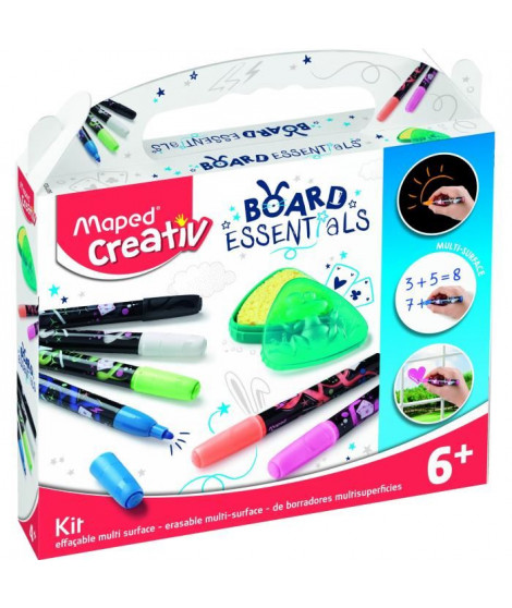 MAPED CREATIV - Recharges Effacables Multisurface