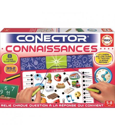 EDUCA Connector Jeu Scientifique Connaissances
