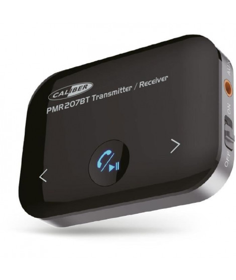 CALIBER PMR207BT Emetteur et récepteur Bluetooth avec batterie intégrée