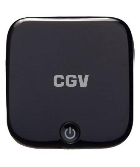 CGV 50902 Emétteur et Récepteur Bluetooth MyBT RT - Entrées et sorties Optique et jack 3,5mm - Noir