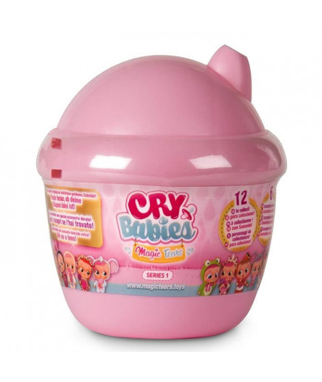 IMC TOYS - Cry Babies Magic Tears Pack 1 - Modele aléatoire
