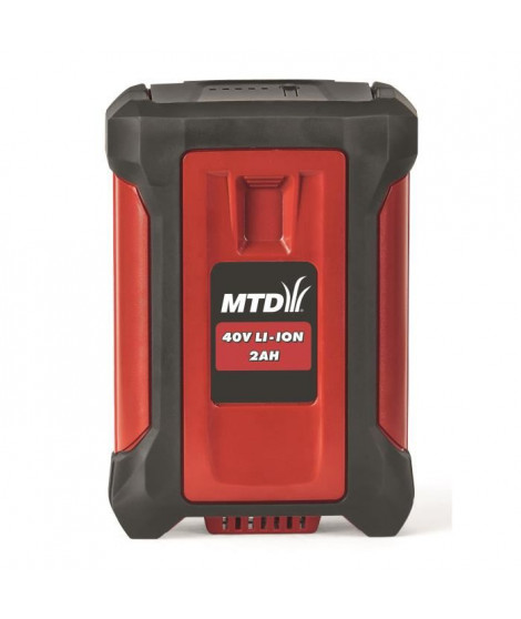 Batterie 40V -Li-ion starter 2Ah - Temps de charge 60 min