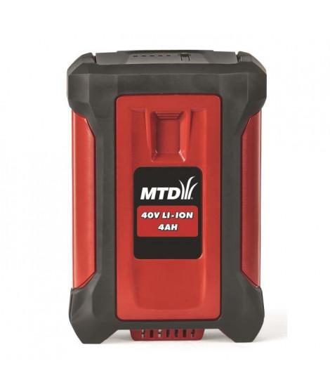 Batterie 40V -Li-ion starter 4Ah - Temps de charge 150 min
