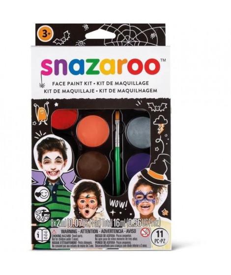 SNAZAROO Palette maquillage halloween