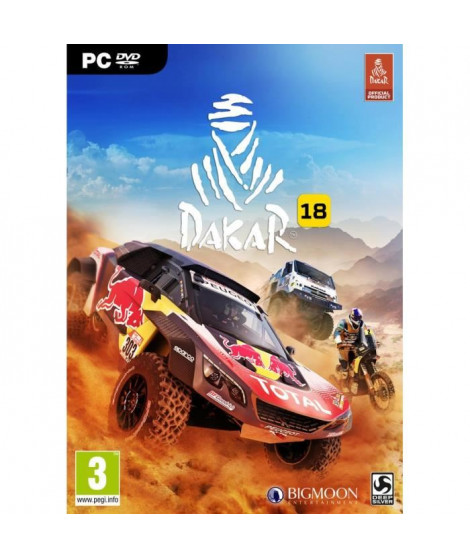 Dakar 18 Jeu PC