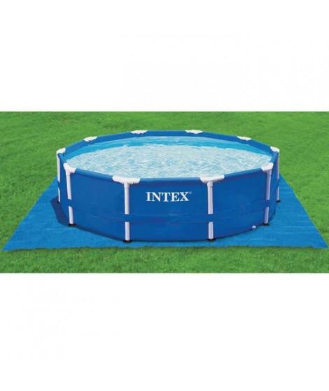 INTEX Tapis de sol carré 472 x 472 cm