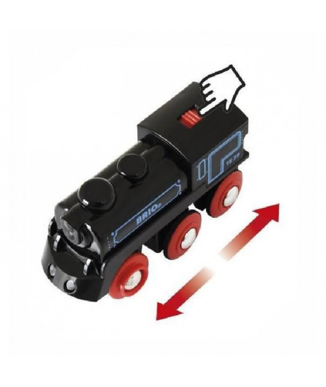 BRIO World  - 33599 - Locomotive Rechargeable