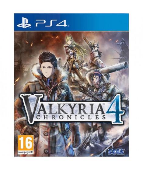 Valkyria Chronicles 4 Jeu PS4