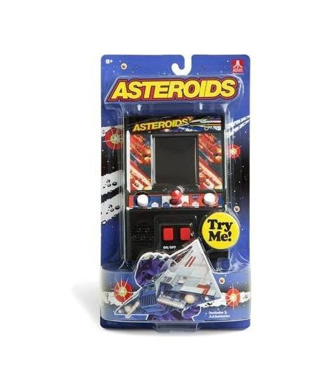 BASIC FUN Jeu mini arcade Asteroids