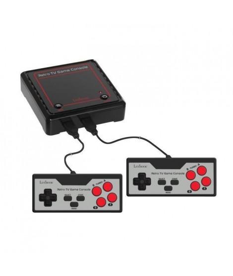 LEXIBOOK - Console de Jeu Enfant avec Manettes et 300 Jeux Rétro
