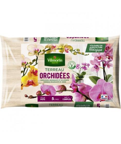 VILMORIN Terreau orchidées 5 L