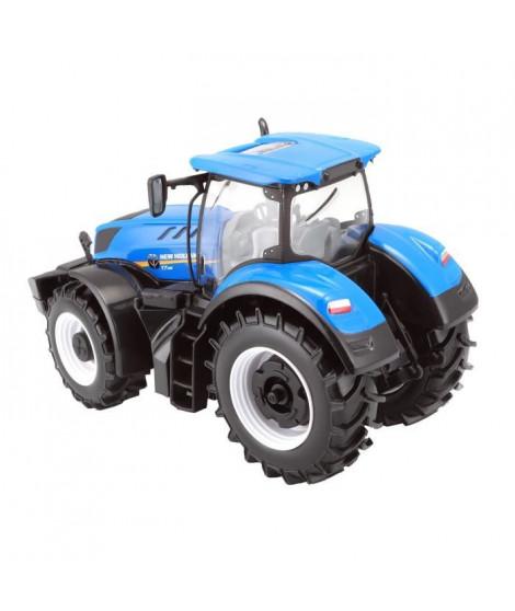 BBURAGO Véhicule agriculture Tracteur T7.315 New Holland 1/32eme - Bleu