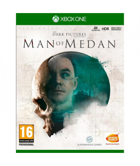 The Dark Pictures - Man Of Medan Jeu Xbox One