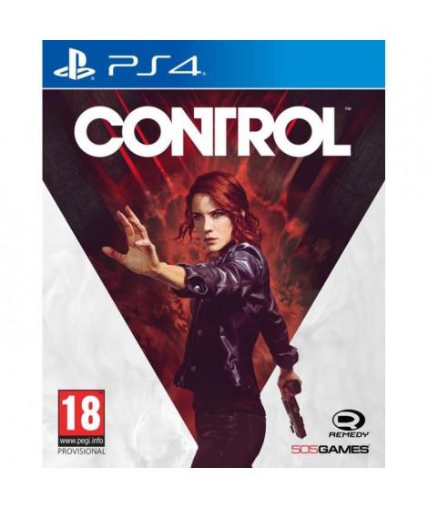 CONTROL Jeu PS4