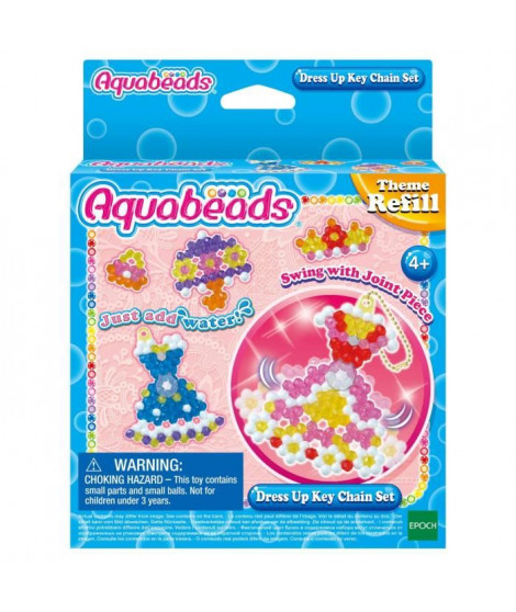 AQUABEADS Coffret Robe De Fete