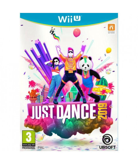 Just Dance 2019 Jeu Wii U