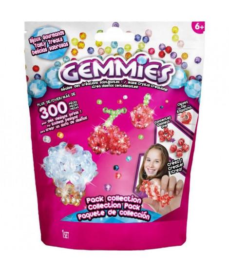 GEMMIES set 4 créations theme bijoux gourmands - ASMOKIDS