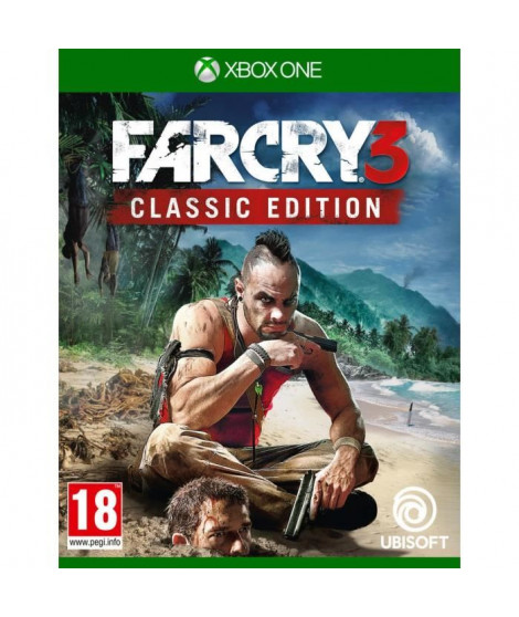 Far Cry 3: Classic Edition Jeu Xbox One
