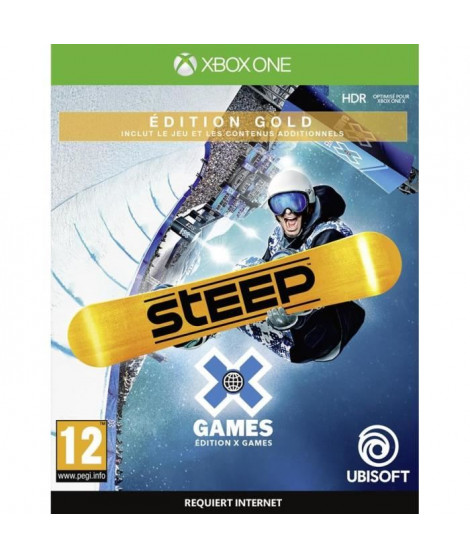 STEEP X Games Edition Gold Jeu Xbox One