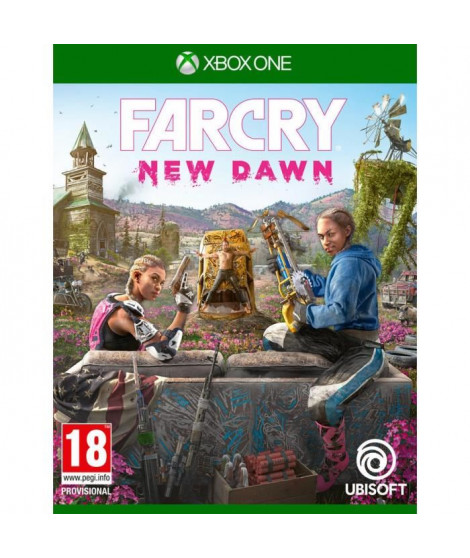 Far Cry New Dawn Jeu Xbox One