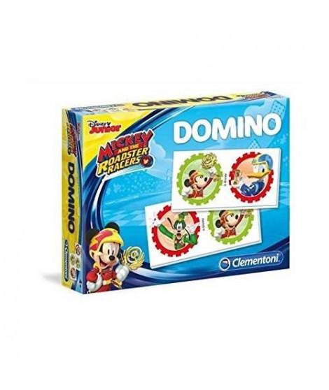 CLEMENTONI Domino - Mickey - Jeu éducatif